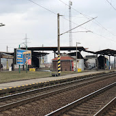 Железнодорожная станция  Bratislava Vinohrady