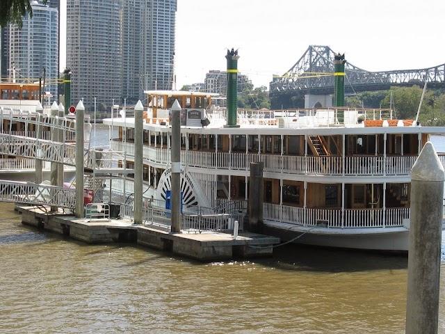 Riverside Ferry Information Centre