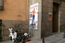 Funkyrider, Madrid, Spain