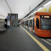 Станция  станции  Alicante   Luceros