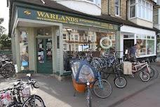 Warlands Ltd oxford