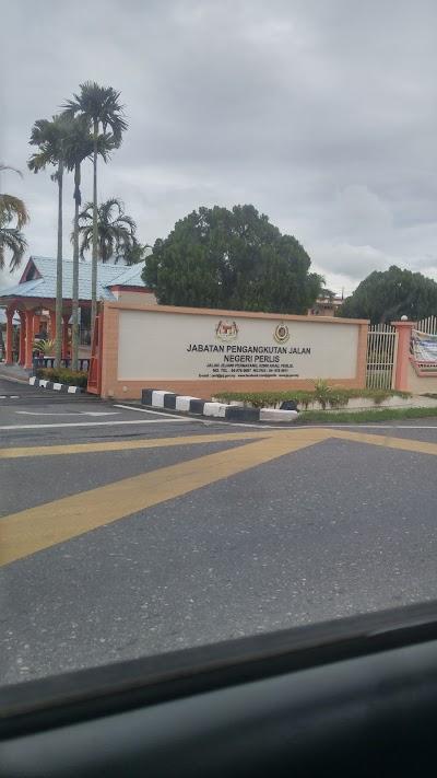 Jabatan Pengangkutan Jalan Negeri Perlis