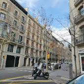 Автобусная станция  Barcelona   Ronda Sant Pere 19 21