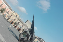 Piazza Carlo Maria Carafa, Grammichele, Italy