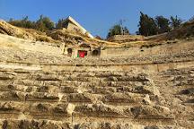Roman Amphitheater, Amman, Jordan