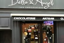 BELLO & ANGELI - ARTISAN CHOCOLATIER GLACIER LES CARMES, Toulouse, France