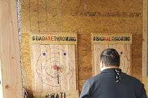 Bad Axe Throwing, Oklahoma City, United States