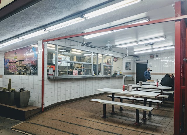 George's Burger Stand
