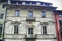 Casa Serodine, Ascona, Switzerland