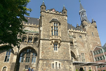 Centre Charlemagne, Aachen, Germany