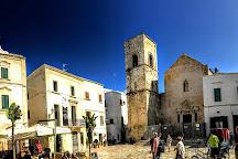 Piazza Dell'orologio, Polignano a Mare, Italy