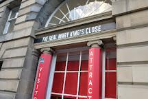 The Real Mary King's Close, Edinburgh, United Kingdom