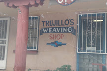 Trujillo's Weaving Shop, Chimayo, United States