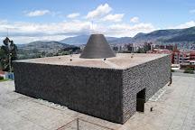 La Capilla Del Hombre, Quito, Ecuador