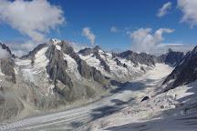 Aiguille des Grands Montets, Chamonix, France
