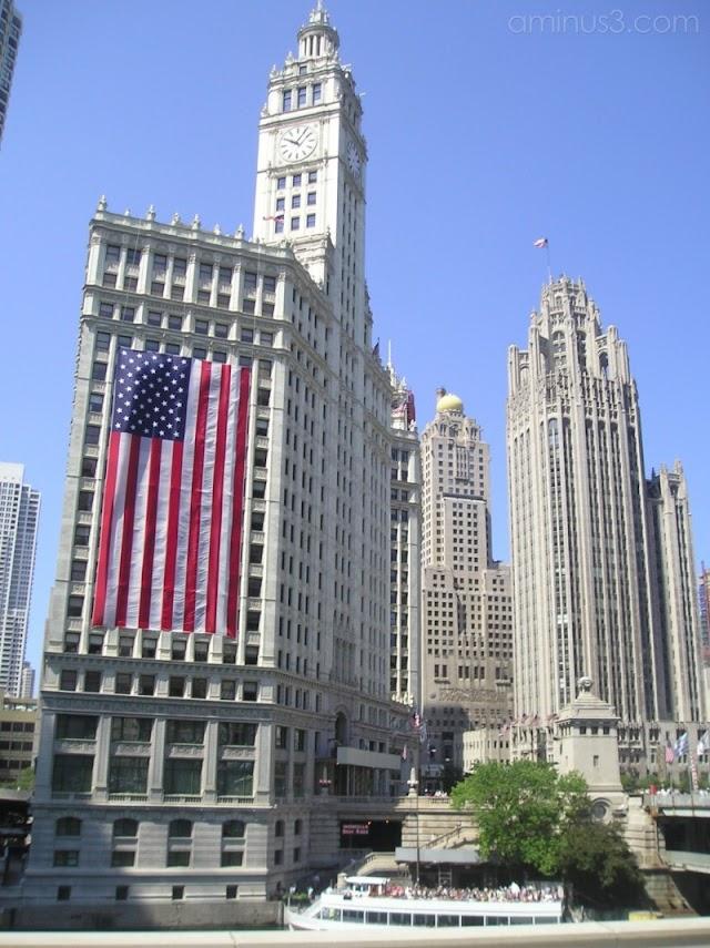 Chicago River Boat Architecture Tours