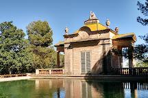 Parque del Laberinto de Horta, Barcelona, Spain