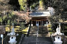 Nakahikawa Shrine, Tokorozawa, Japan