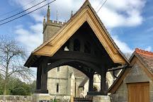 St. Martin's Church, Bladon, United Kingdom