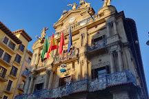 Ayuntamiento de Pamplona, Pamplona, Spain