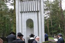Vilna Gaon's Grave, Vilnius, Lithuania