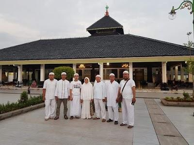 Masjid Sunan Kalijaga Kadilangu Jawa Tengah 62 812 3430 5558
