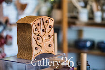 Gallery 26, Murphy, United States