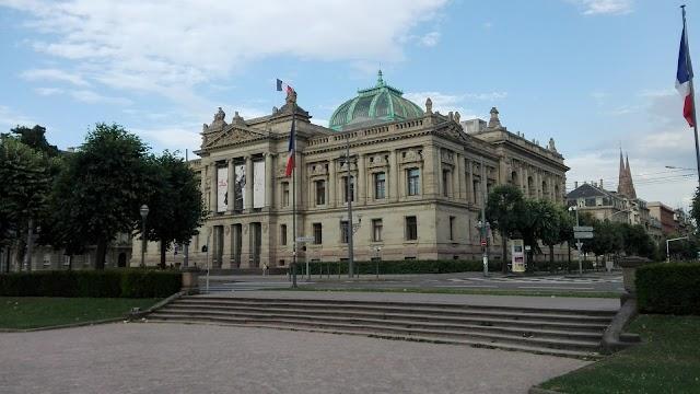 Jardin de la Place de la République