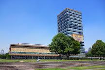 Ciudad Universitaria, Mexico City, Mexico