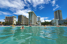 Waikiki Beach, Honolulu, United States