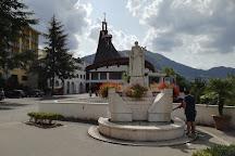 Santuario San Gerardo, Materdomini, Italy