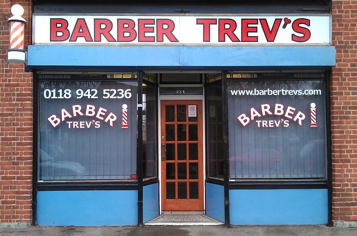 Barber Trev's