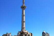 Place Castellane, Marseille, France
