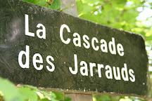 Cascades des jarrauds, Saint-Pardoux-Morterolles, France