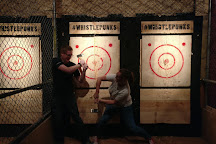 Whistle Punks Urban Axe Throwing, Manchester, United Kingdom