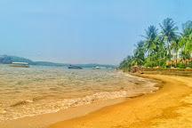 Miramar Beach, Panjim, India