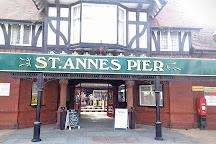 St Annes Pier, Lytham St Anne's, United Kingdom