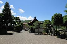 Gokurakuji Temple, Kiso-mura, Japan