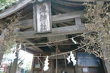 Oikami Shrine, Hitoyoshi, Japan