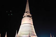 Wat Prayurawongsawat Worawihan, Bangkok, Thailand