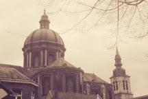 Cathedral de St-Aubain (St. Aubain Cathedral), Namur, Belgium