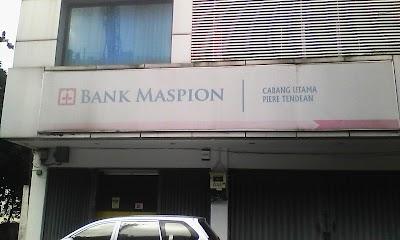 Bank Maspion Pierre Tendean