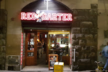 The Red Garter, Florence, Italy