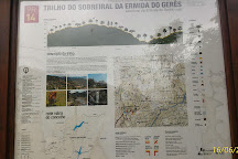 Cascata do Arado, Geres, Portugal
