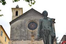 Chiesa Di San Pietro, Corniglia, Italy
