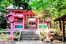 Kandaten Shrine, Koshu, Japan