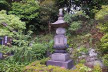 Jimmu-ji Temple, Zushi, Japan