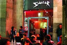 Sidecar, Barcelona, Spain