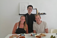 Cooking with Chef Samuel, George Town, Malaysia