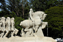 Monument to the Bandeiras, Sao Paulo, Brazil